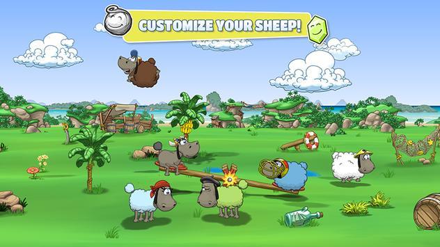 Clouds & Sheep 2 स्क्रीनशॉट 5