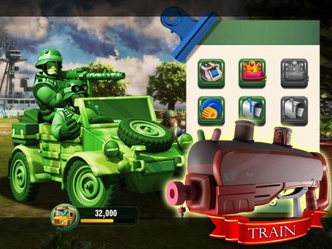 Toy Soldiers Strike apk screenshot