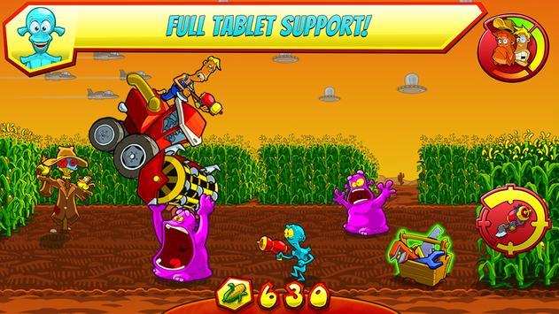 Farm Invasion USA screenshot 14
