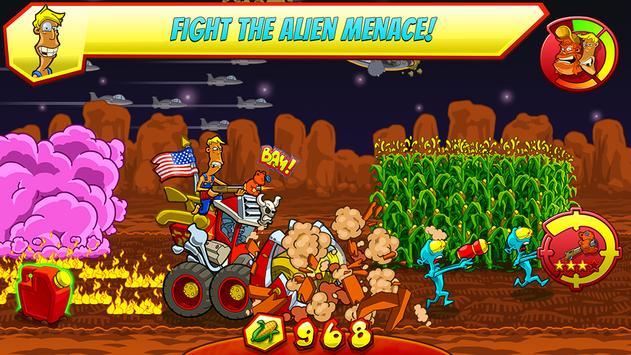 Farm Invasion USA screenshot 13