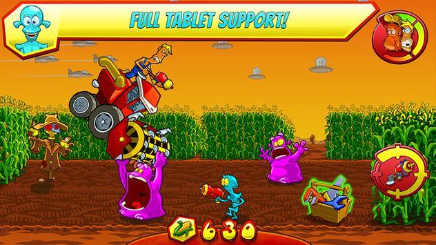 Farm Invasion USA screenshot 4