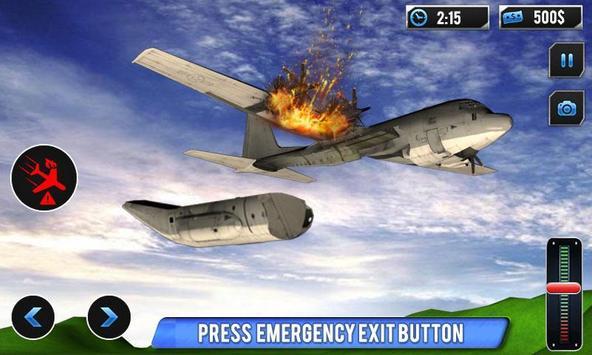 Fly Flight Crash Survival poster