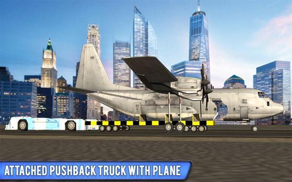 Fly Flight Crash Survival apk screenshot