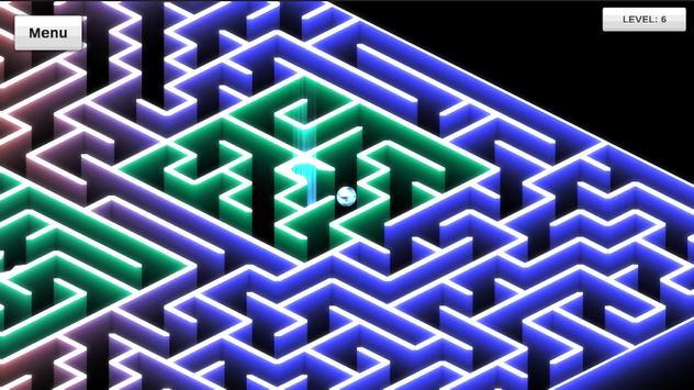 Ball Maze Labyrinth HD screenshot 3
