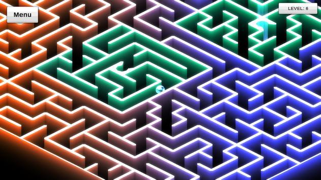 Ball Maze Labyrinth HD screenshot 4