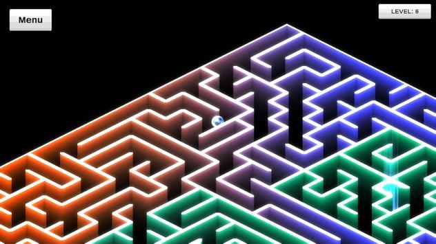 Ball Maze Labyrinth HD screenshot 5