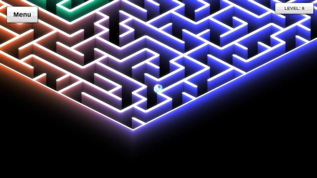 Ball Maze Labyrinth HD screenshot 6
