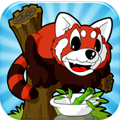 Panda Kids Zoo Games icon