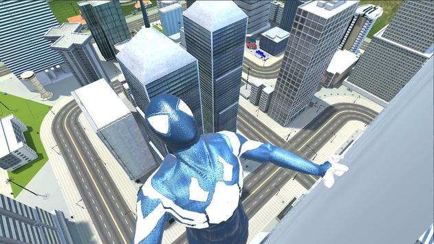 Amazing Strange Rope Police - Vice Spider Vegas captura de pantalla 12