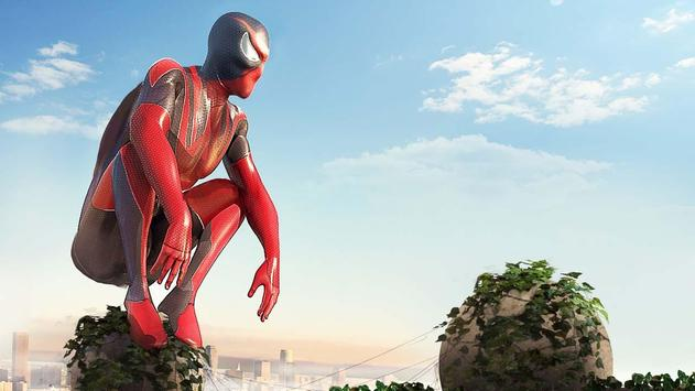 Amazing Strange Rope Police - Vice Spider Vegas captura de pantalla 16
