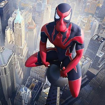 Amazing Strange Rope Police - Vice Spider Vegas captura de pantalla 1
