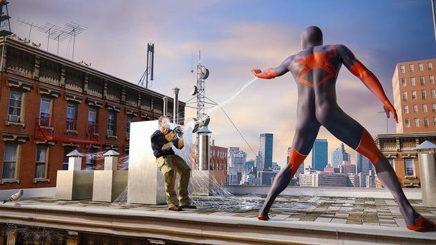Amazing Strange Rope Police - Vice Spider Vegas captura de pantalla 2