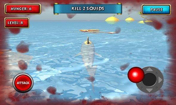 Shark Simulator Beach Killer screenshot 1
