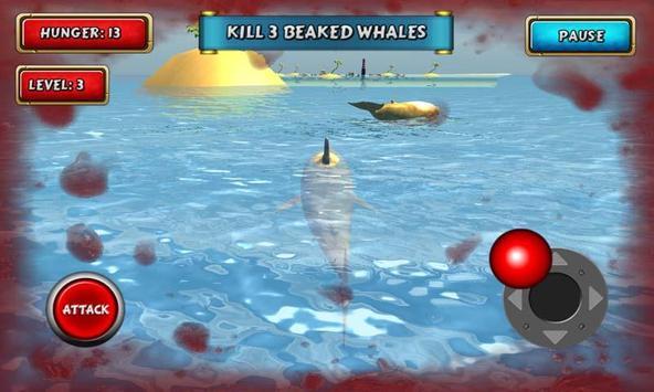 Shark Simulator Beach Killer screenshot 21