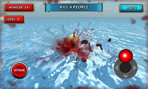 Shark Simulator Beach Killer screenshot 7