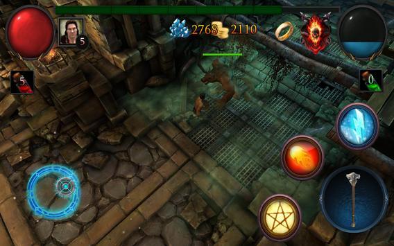 Glory Warrior:Lord of Darkness apk screenshot