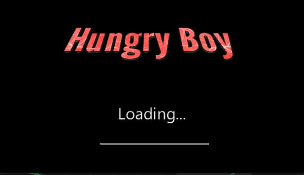 Hungry Boy poster