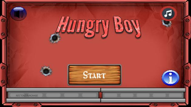 Hungry Boy screenshot 1