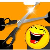 Scissors Sounds Prank icon