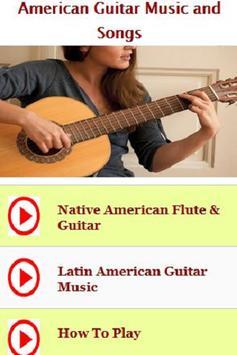 American Guitar Music and Songs Videos apk screenshot