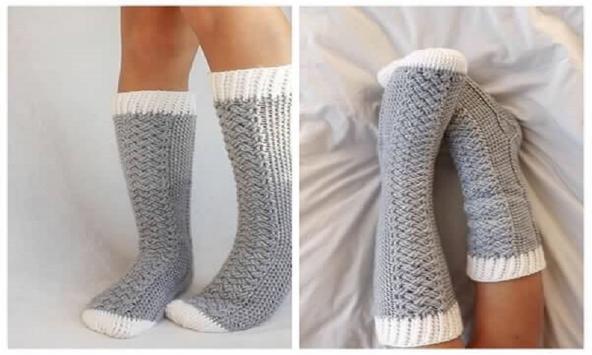 How to Crochet Socks Videos poster
