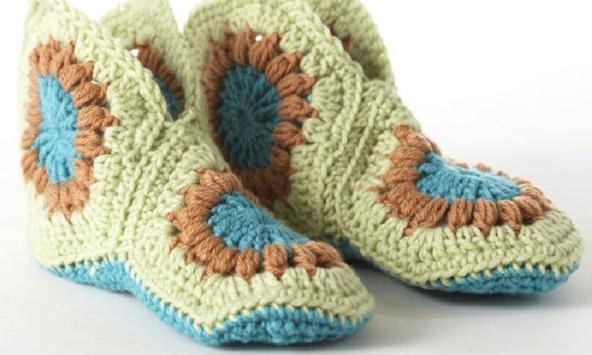 How to Crochet Socks Videos apk screenshot