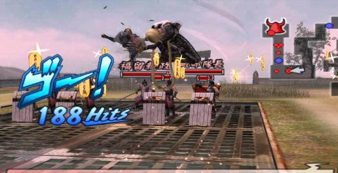 Sengooku Bassara 2 Heroes screenshot 1
