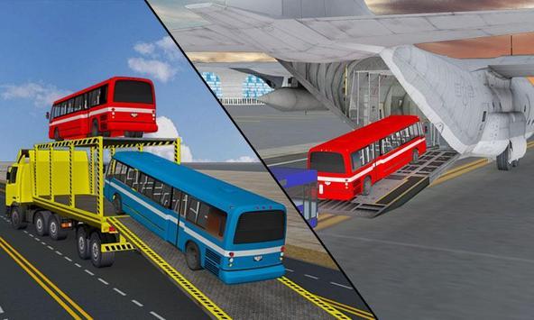 Bus Transporter Truck Flight apk screenshot