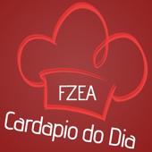 Cardápio do Dia - FZEA icon