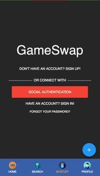 GameSwap poster