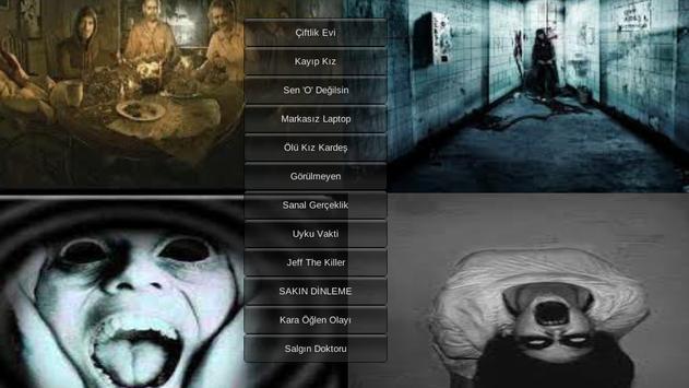 Korku Hikayeleri 3D Ses poster
