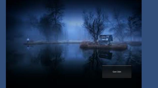 Korku Hikayeleri 3D Ses screenshot 2