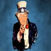 Who is Donald Trump icon