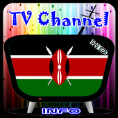 Info TV Channel Kenya HD icon
