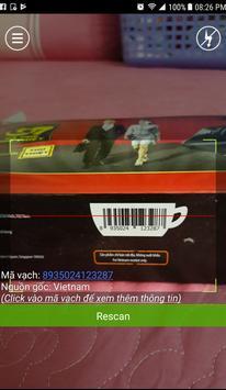 Barcode Việt Xuất xứ hàng hóa poster