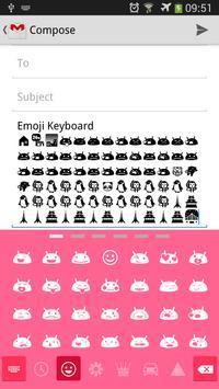 Latvian Emoji Keyboard screenshot 1
