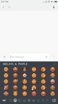 Emojidex - Pink Emoji Keyboard apk screenshot