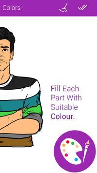 Fashion Coloring Book :: Adult Coloring Art Book screenshot 6