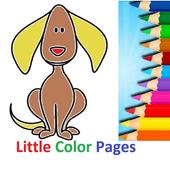 Little Color Pages icon