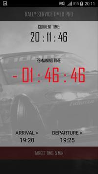 Rally Service Timer Pro screenshot 7