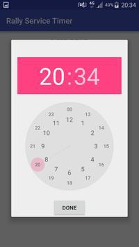 Rally Service Timer Pro screenshot 13