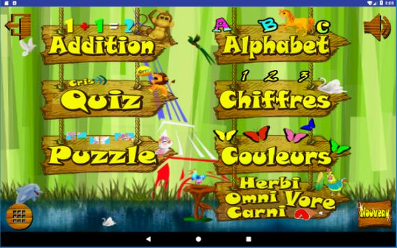 ABC, learn French for kids screenshot 16