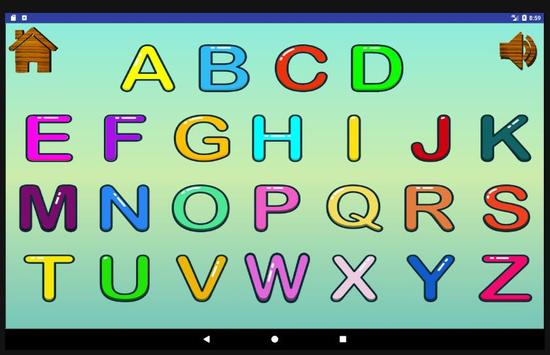 ABC, learn French for kids screenshot 17