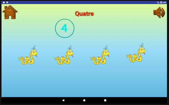 ABC, learn French for kids screenshot 18