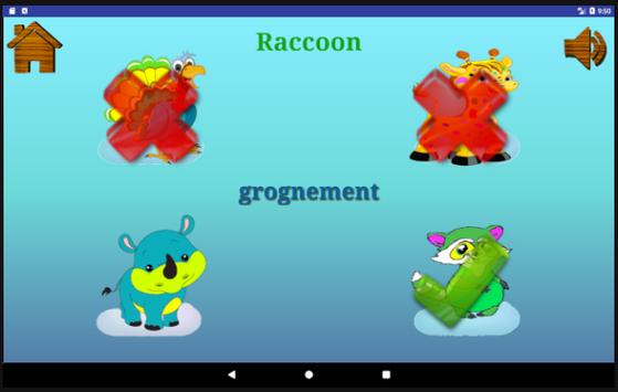 ABC, learn French for kids screenshot 12