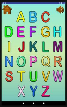 ABC, learn French for kids screenshot 1