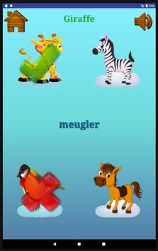 ABC, learn French for kids screenshot 6
