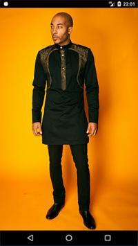 African Mens Fashion screenshot 1