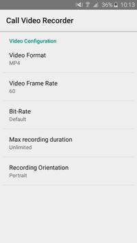 Call Video Recorder screenshot 4