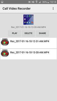 Call Video Recorder screenshot 3